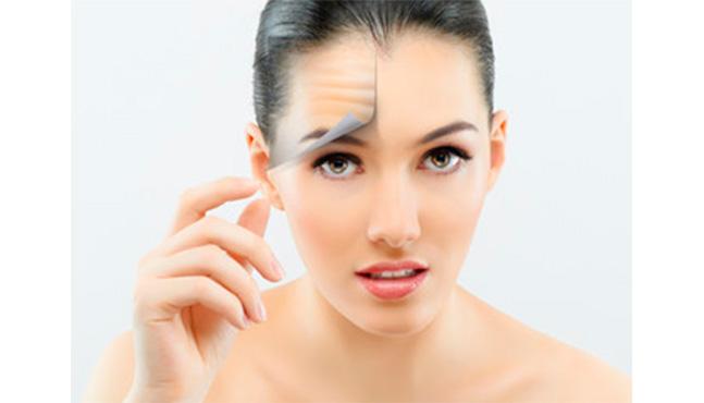 Crean una piel invisible que hace desaparecer las arrugas