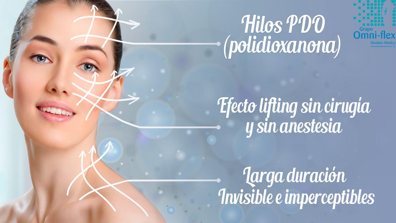Hilos PDO (Polidioxanona) by G. Omniflex