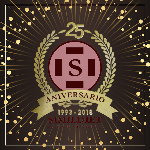 SIMILDIET 25 aniversario