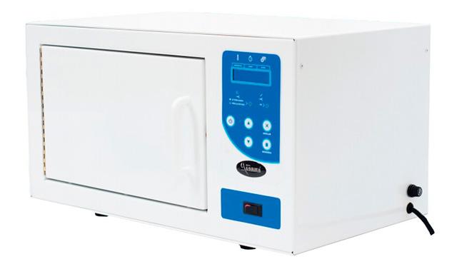 Esterilizador Lorma M-072 (Calor Seco 3 Charolas)