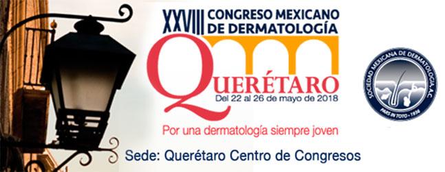 XXVIII Congreso Mexicano de Dermatología