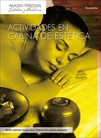 Guía de actividades en cabina de estetica