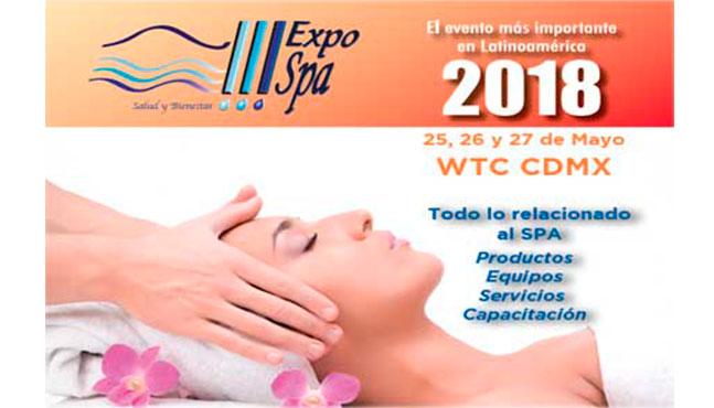 Expo Spa México 2018