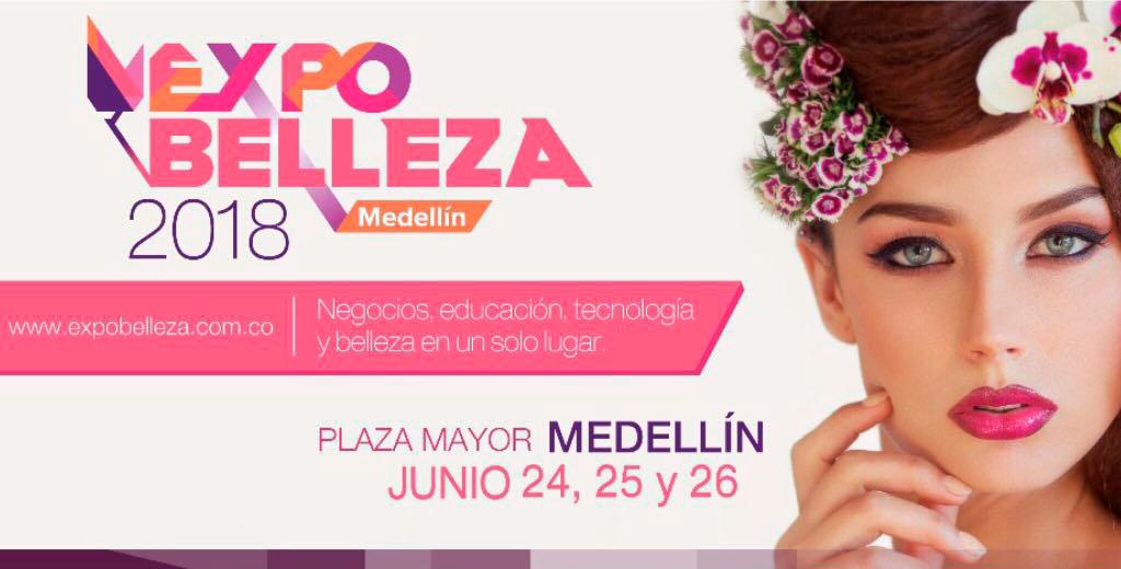 Expo Belleza Colombia 2018