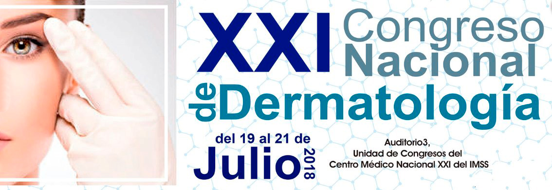 XXI Congreso Nacional de Dermatología