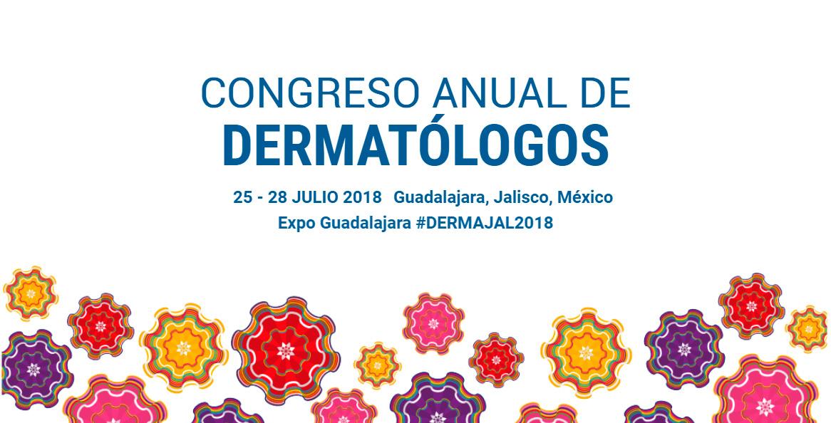 Congreso Anual de Dermatolotogos Jalisco