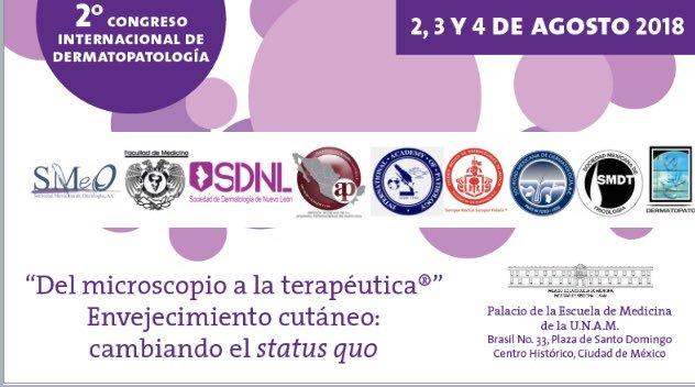 Segundo Congreso Internacional de Dermapatologia