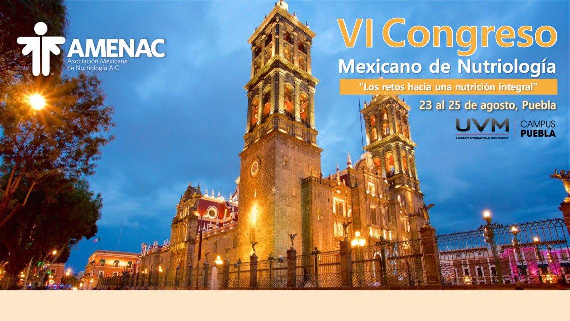 VI Congreso Mexicano de Nutrología