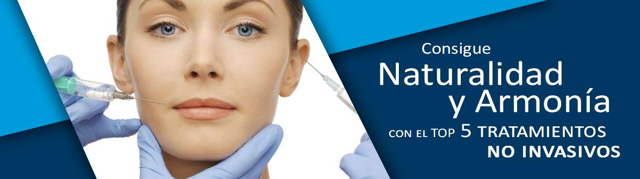 Consigue Naturalidad y Armonía con el TOP 5 tratamientos NO invasivos
