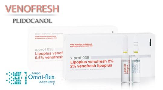 Polidocanol - Venofresh by Grupo Omniflex