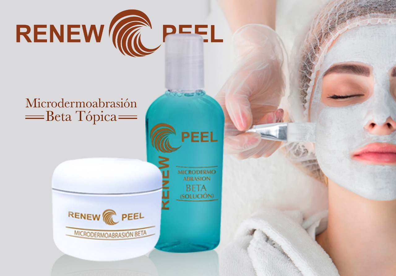 Renew Peel Microdermoabrasión Beta Tópica