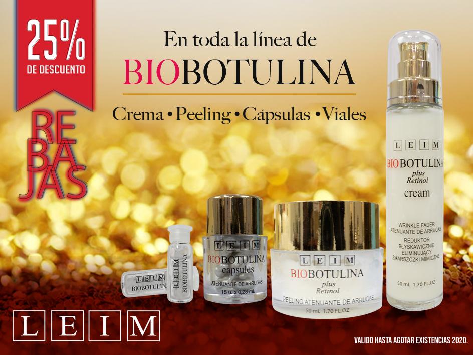 Biobotulina by Leim Descuento