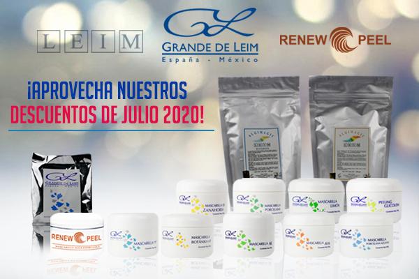 Promoción Julio 2020 by Grande de Leim