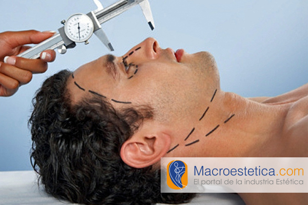 La vanidad masculina, las 5 cirugías estéticas a las que se someten