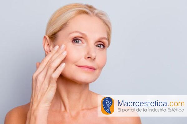 El efecto óptimo de una crema antienvejecimiento