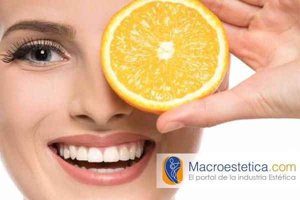 La vitamina C en el cuidado de la piel