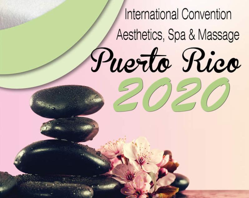 Convención de Estética y Masaje  2020