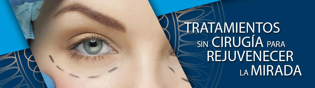 Tratamientos sin cirugía para rejuvenecer la mirada