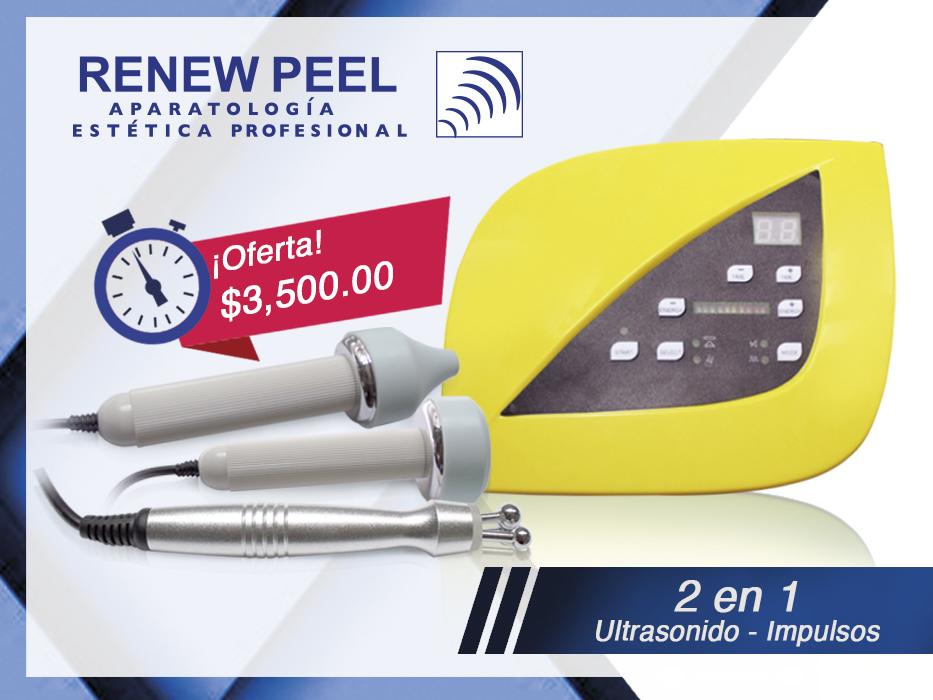 renew-peel-2-en-1-ultrasonido-e-impulsos