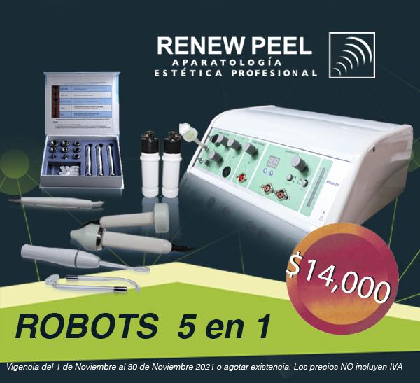 RENEW PEEL ROBOT 5 EN 1