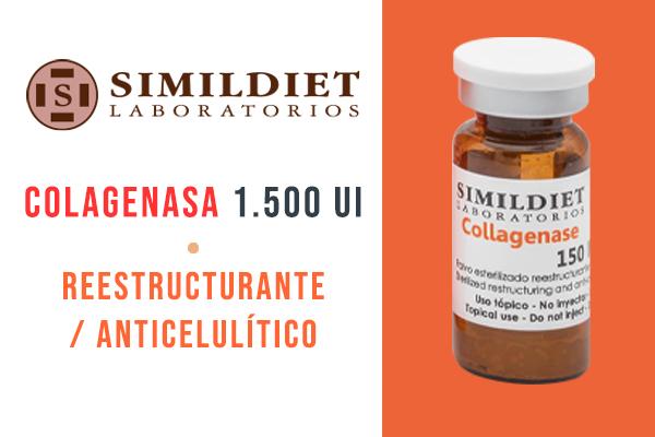 Nueva Basic Enzyme Colagenasa by Simildiet