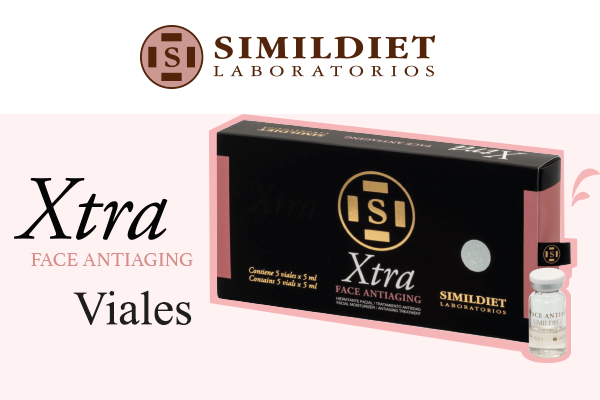 Xtra FACE ANTIAGING Viales by Simildiet