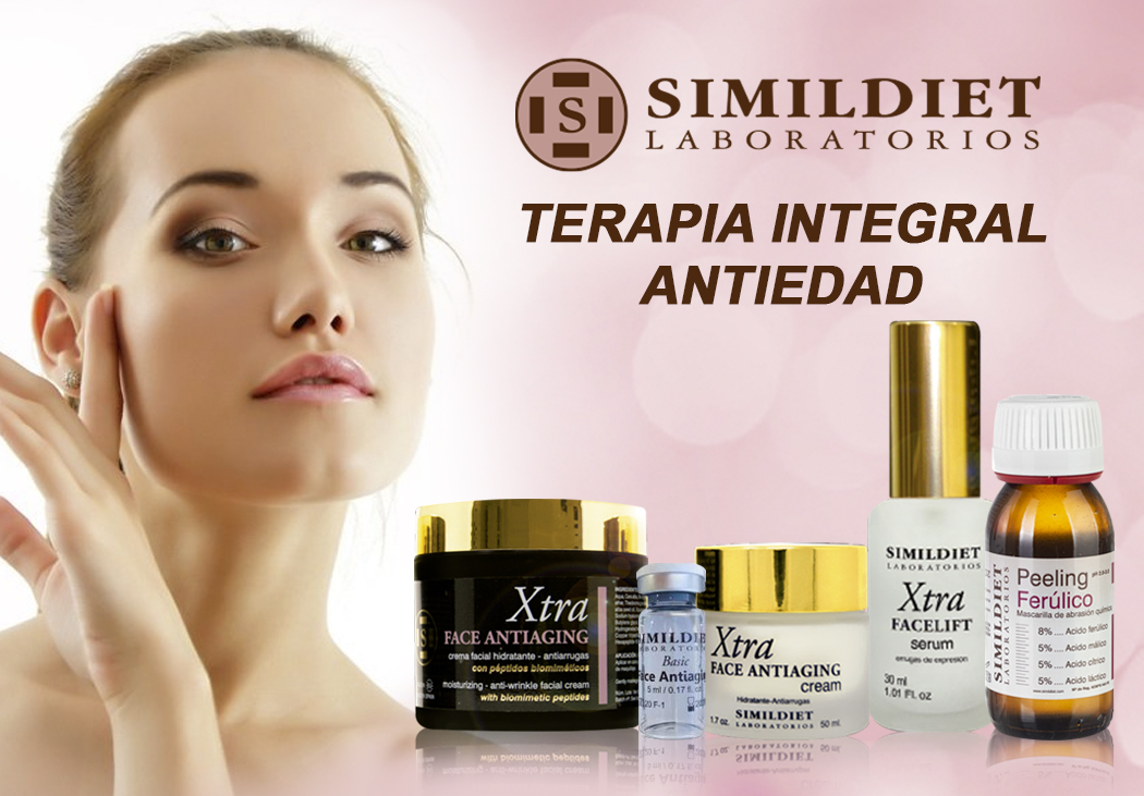 TERAPIA INTEGRAL ANTIEDAD by Simildiet