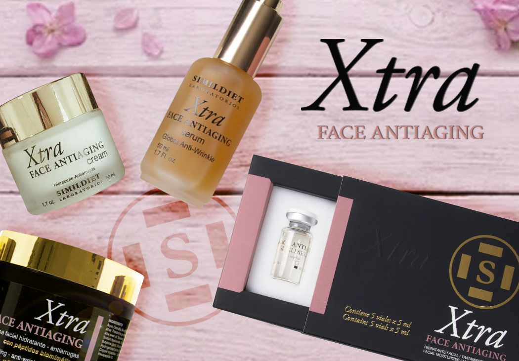 Xtra FACE ANTIAGING by Simildiet