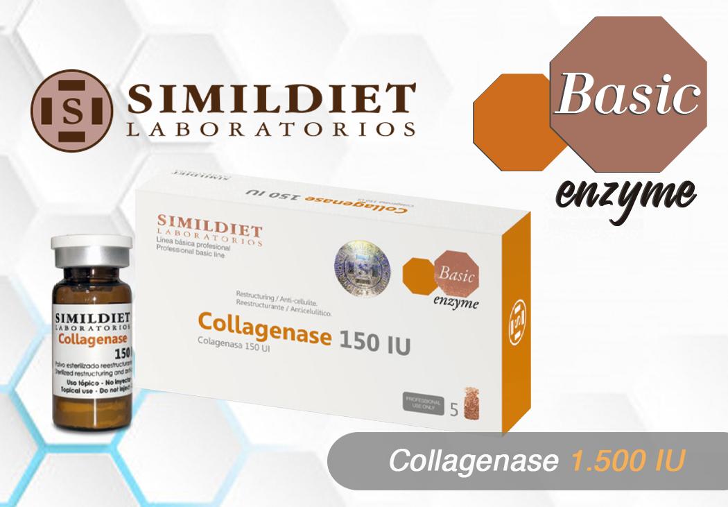 Colagenasa 150 UI by Simildiet