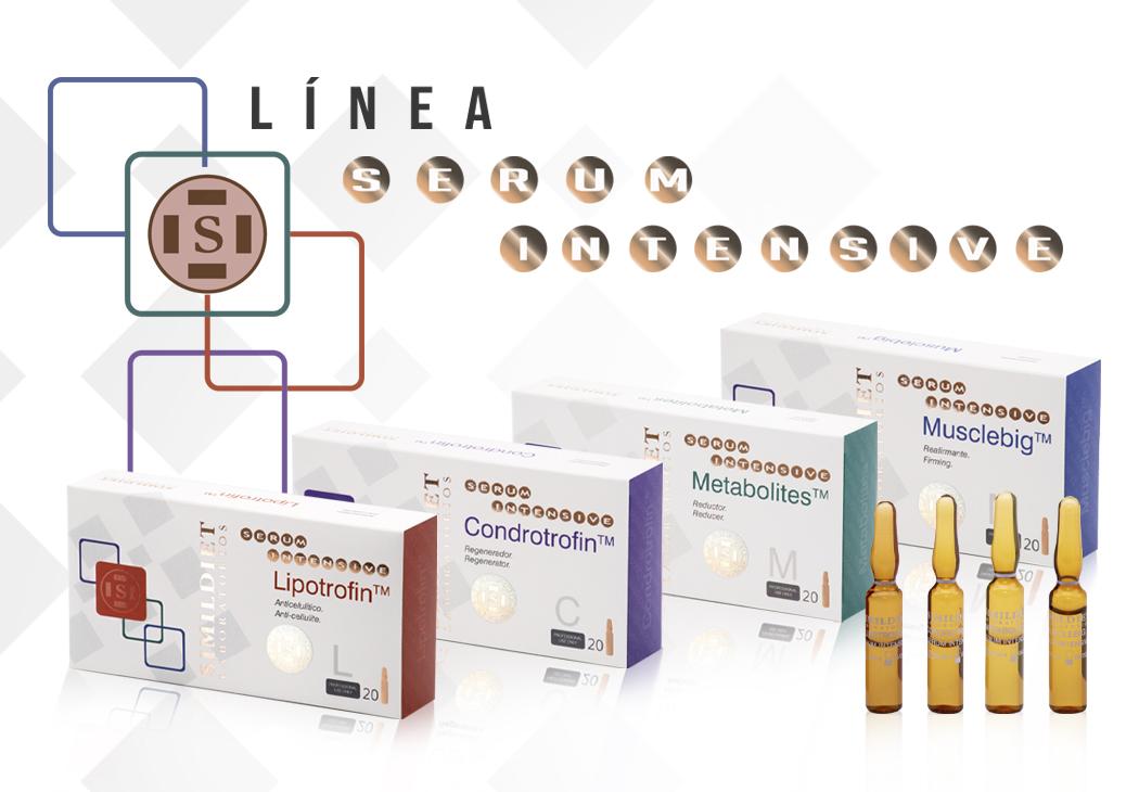 Línea Serum Intensive by Simildiet