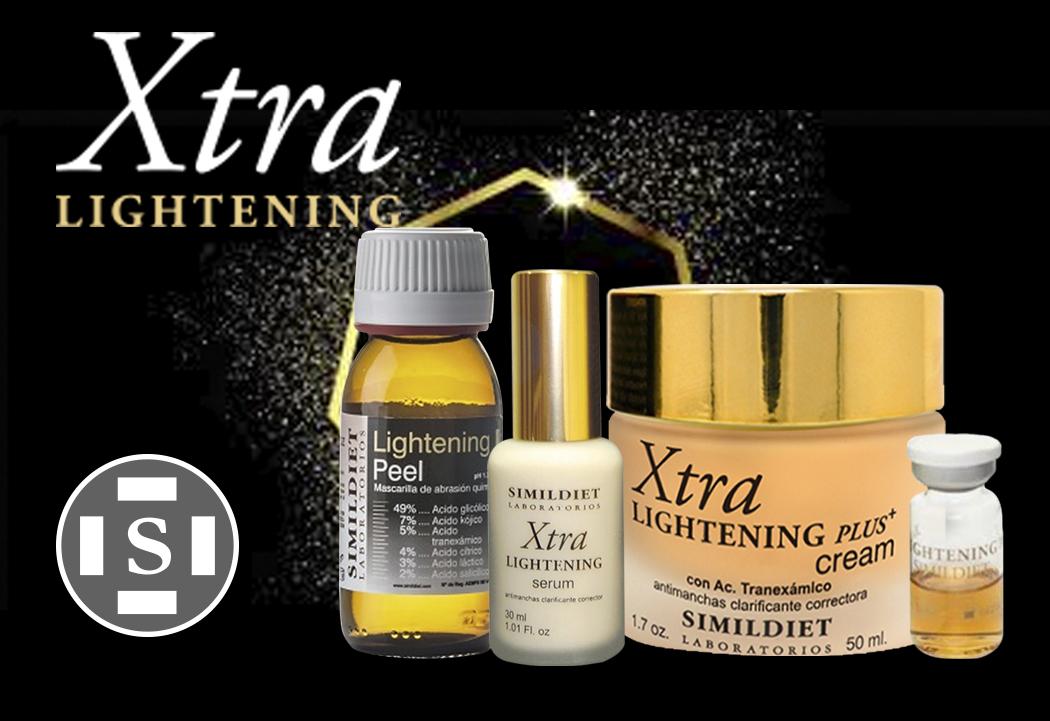 Línea Xtra Lightening by Simildiet