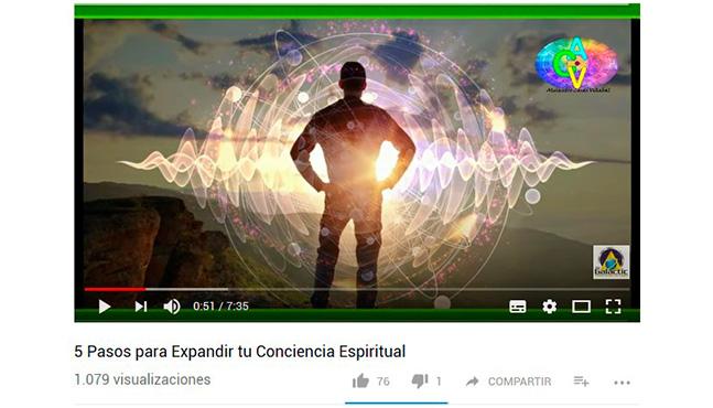 5 pasos para expandir su conciencia espiritual