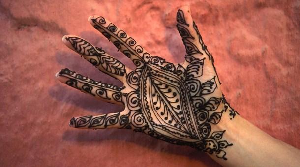 Henna Negra y sus riesgos a la salud