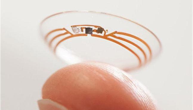 Google presenta lente de contacto inteligente para diabéticos