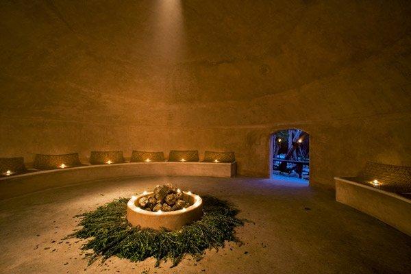 El Temazcal, terapia prehispánica para el cuerpo y la mente