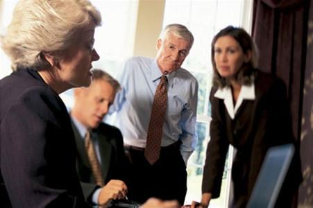 Manejando un negocio familiar