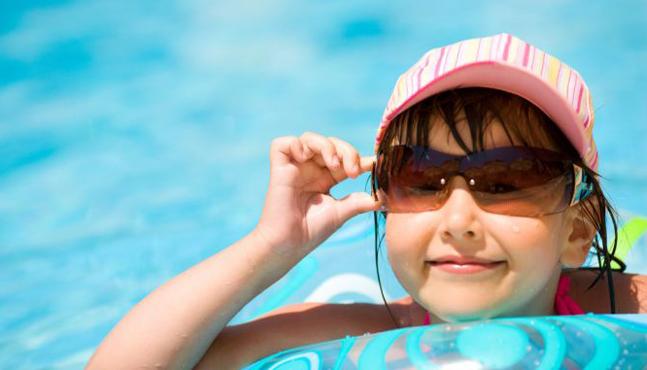 Fotoprotección en la infancia