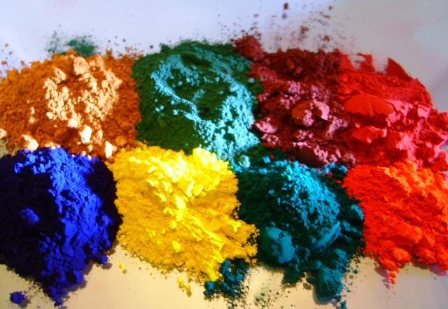 Beneficios de pigmentos, tratado en cosméticos de color