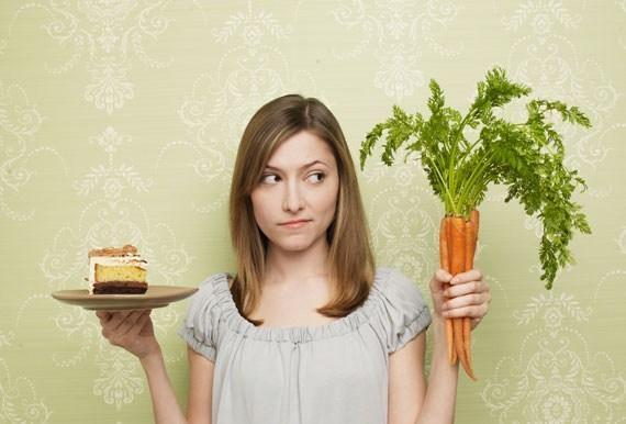Tú puedes entrenar a tu cerebro para que elija alimentos saludables
