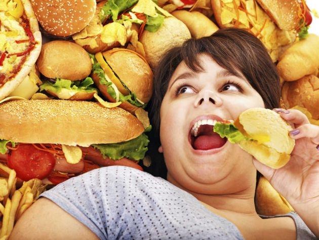 Apenas 5 kilos de sobrepeso ya genera consecuencias negativas sobre la salud