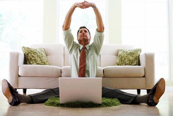 Moverse más en el trabajo y en la casa ayuda a mejorar la salud cardiorespiratoria