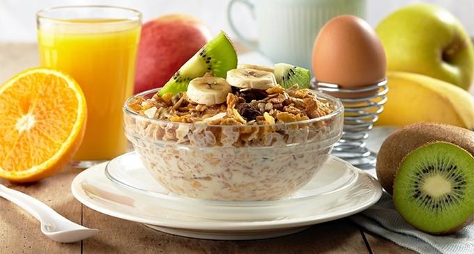 Desayunar es un hábito protector contradel sobrepeso y la obesidad