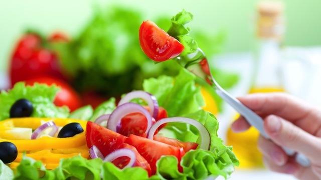 Dieta vegetariana puede ser beneficiosa para todas las etapas de la vida