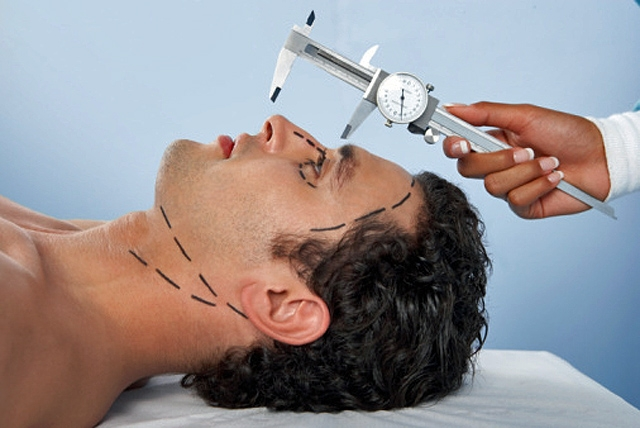 Cada vez más hombres recurren a la cirugía estética