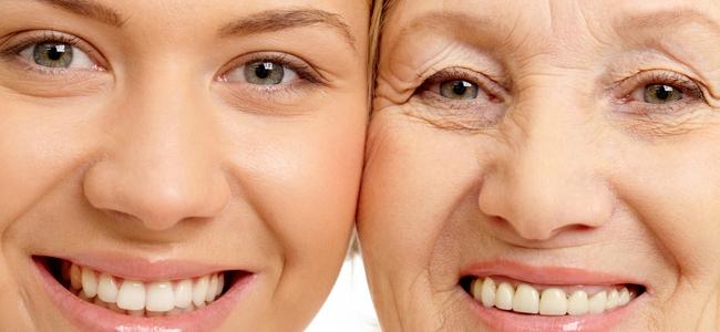 Las cremas y las dietas basadas en antioxidantes no retrasan la vejez