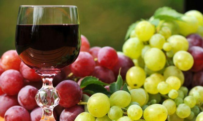 Las propiedades saludables del vino también pueden aprovecharse en los cosméticos