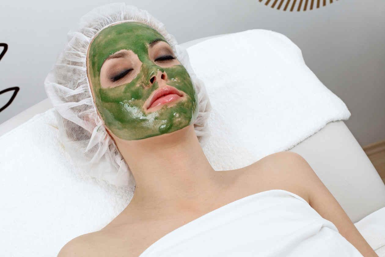 Las algas y su uso en cosmética