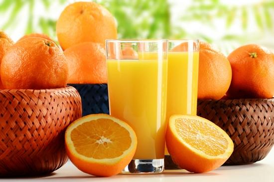 La capacidad antioxidante del zumo de naranja varía según el método de análisis