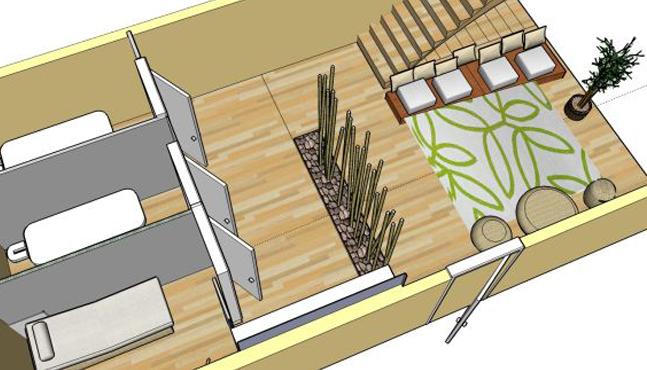 Diseño de las Instalaciones de un Spa