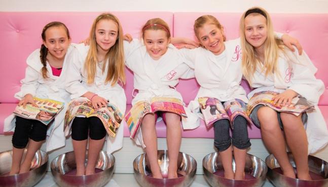 Spa Teens, un nuevo formato de negocio en auge